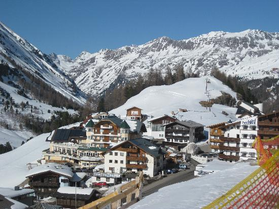 Hotel Alpenaussicht: view of the hotel