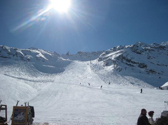 Hotel Alpenaussicht: best skiing conditions ever!