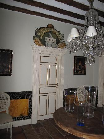 Salinas de Imon Hotel & Spa: 1 er piso