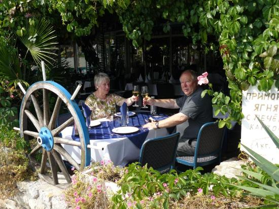 Hotel Admiral: Ein Super Wein