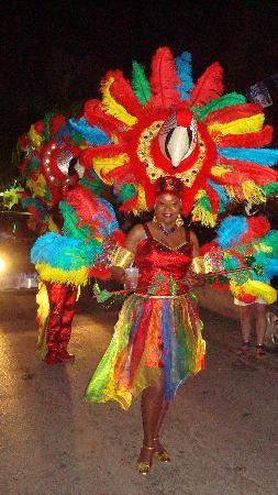 Perla Boneriano : De afsluiting van het carnaval