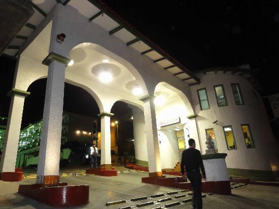 Hotel Marques de Cima: entrance 3