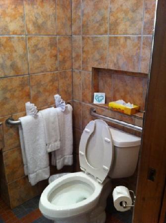 Courtney's Place: bathroom