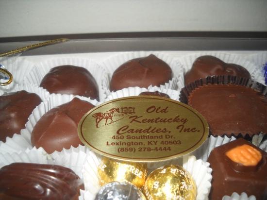 Old Kentucky Chocolates: good
