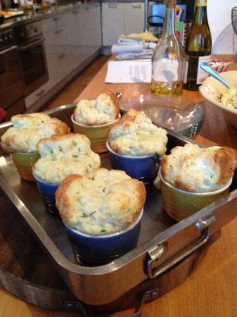 Eye Prefer Paris Cooking Classes: Souffle'