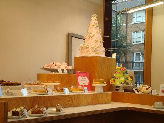 Konditor & Cook - Waterloo : gâteaux