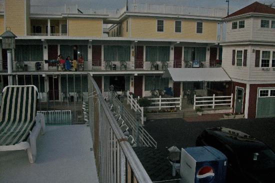 Marlane Motel : hotel