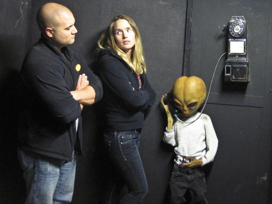 Alien Zone Area 51: Area 51 of Alien Zone