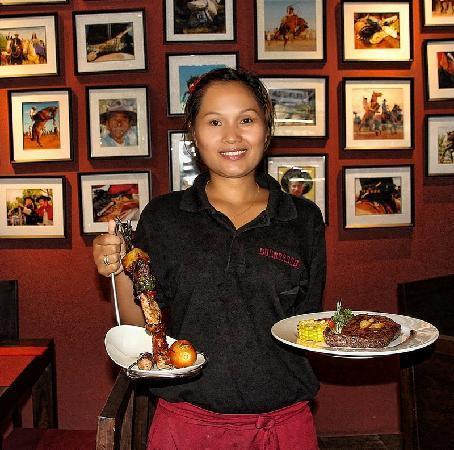 Churrasco Phuket Steakhouse : Steaks & Skewers