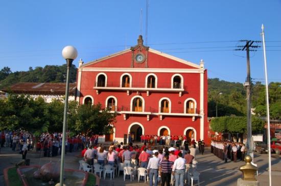 Palacio Municipal de Tamazunchale