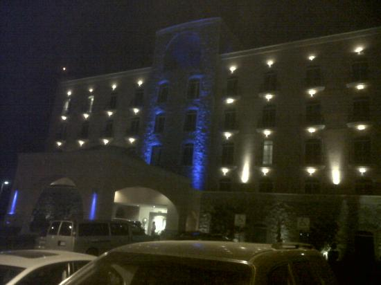Holiday Inn Express Guanajuato: vista nocturna