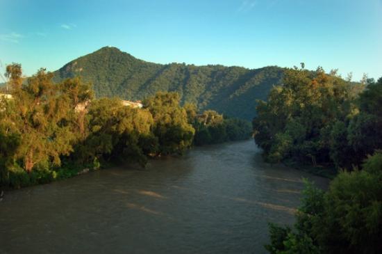 Tamazunchale, Mexico: Rio Moctezuma