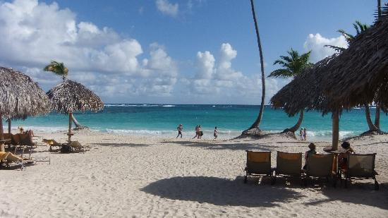Iberostar Grand Hotel Bavaro: A view from the beach
