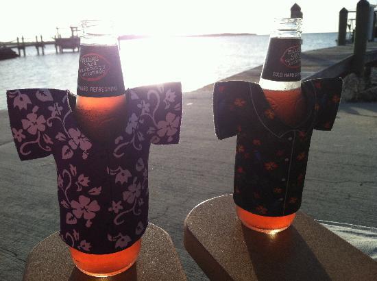 Island Bay Resort : Pregame for sunset