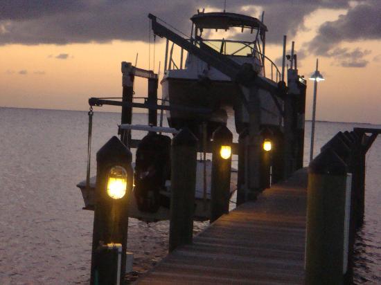 Island Bay Resort : Dock