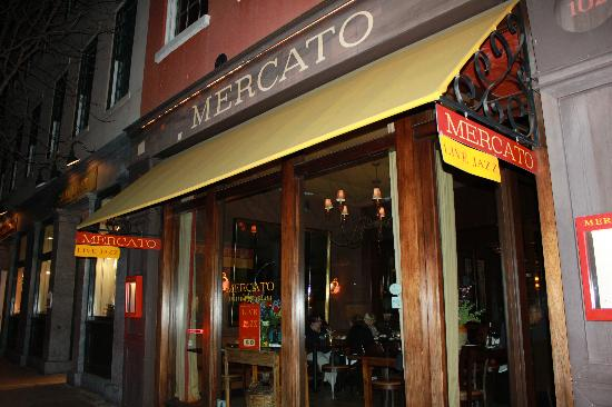Mercato Italian Restaurant Picture Of Charleston