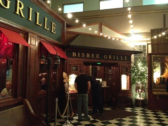 Bisbee's Table: Bisbee Grille