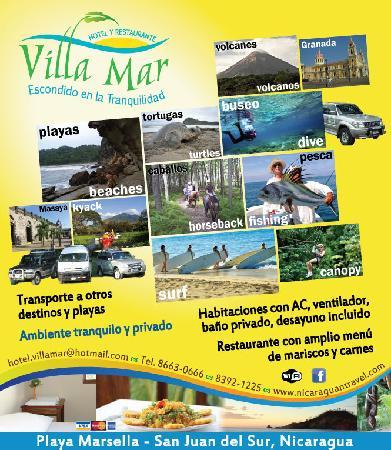 Hostal Villa Mar: Servicios