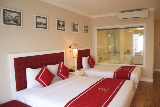 Calypso Premier Hotel: Deluxe Room...