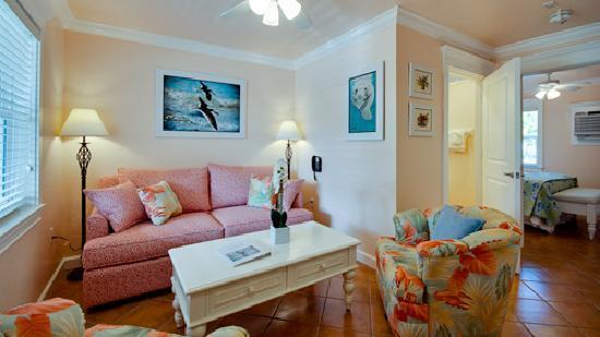 Tropic Isle Beach Resort: Beautiful 1 bedroom