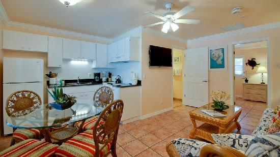Tropic Isle Beach Resort: 1 bedroom