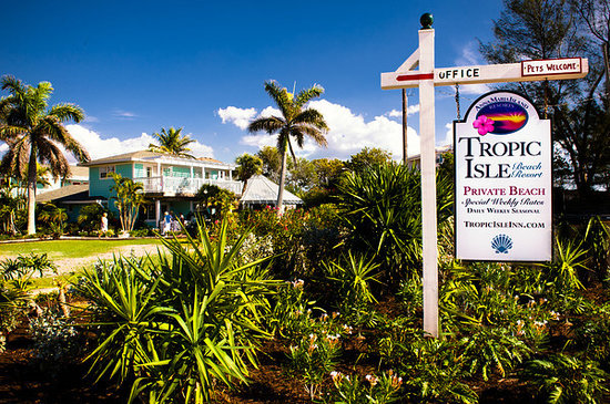 Tropic Isle Beach Resort: exterior