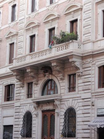 Residenza Zanardelli: outside