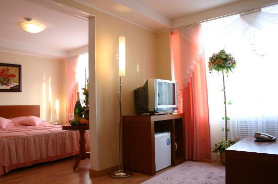 Tourist Hotel : Романтический номер
