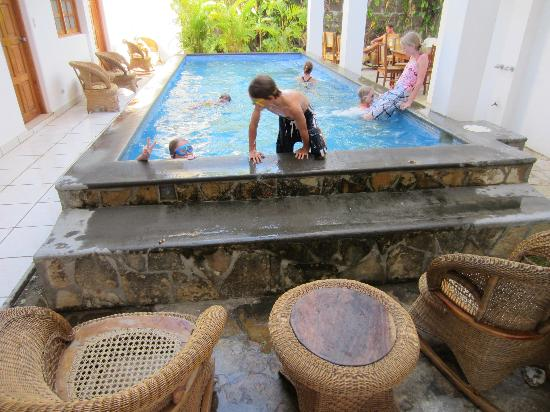Hotel Villa Isabella: Pool