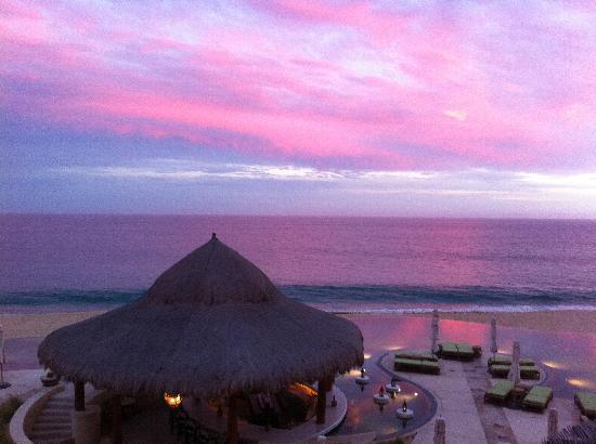 The Resort at Pedregal: sunset