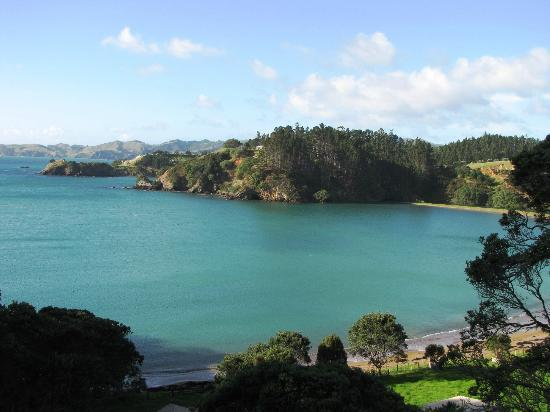 Waiwurrie Coastal Farm Lodge : mahinepua bay