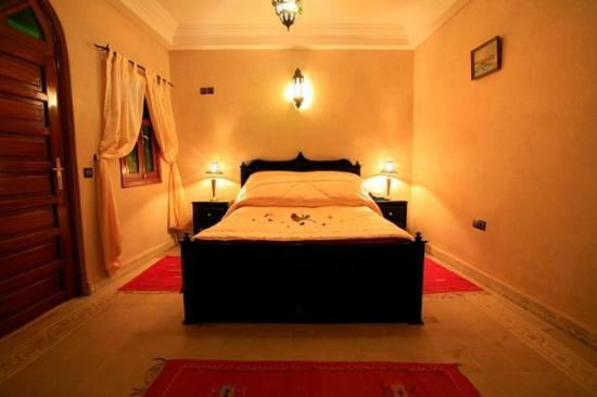 Riad Hamdane & SPA: chambre Riad Hamdane et SPA