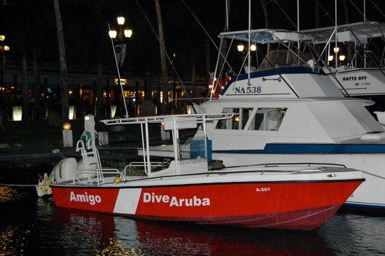 Dive Aruba