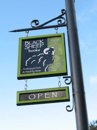 Black Sheep Books