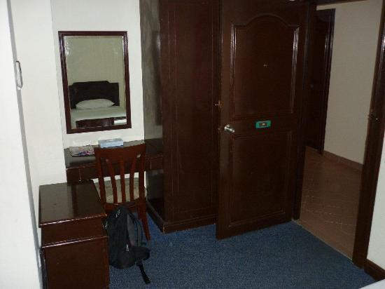 The Lanai Langkawi Beach Resort: Room entrance