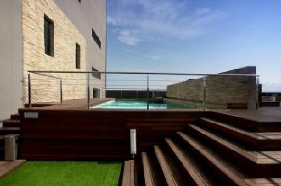 Coastlands Umhlanga: Pool Deck