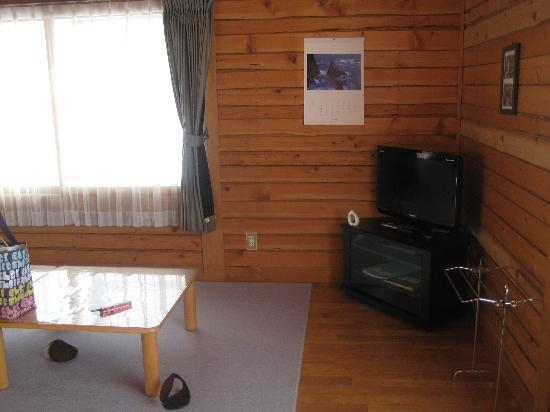 Kitoushi Forest Park Family Trip Village: living hall