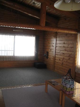 Kitoushi Forest Park Family Trip Village: sleeping area