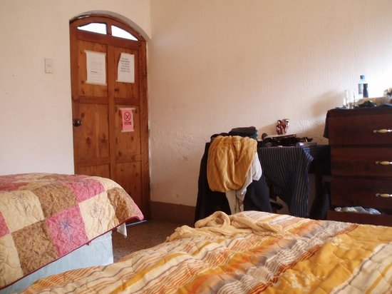 Villa Esthela : An occupied room