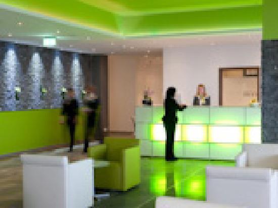 Panorama Hotel Schweinfurt: Rezeption