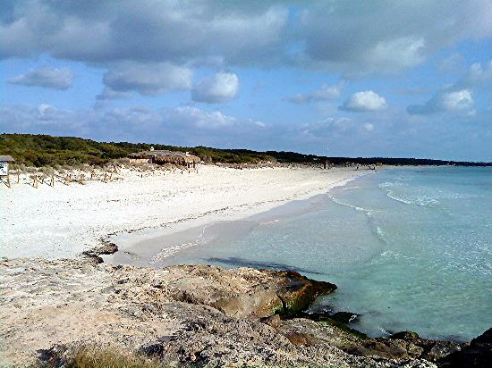 Es Trenc: Der Strand im Süden