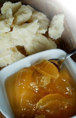Grana e mostarda ovviamente mantovana con le mele foto for Mostarda di mele mantovana