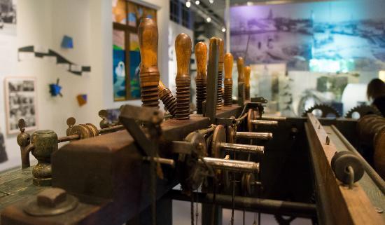 Vapriikin Museokeskus: History of Tampere exhibition