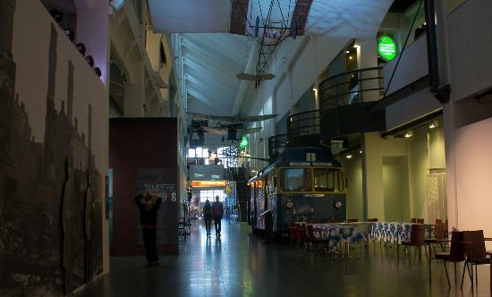 Vapriikin Museokeskus: One of hall