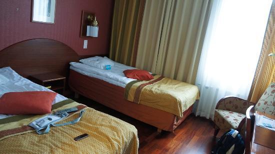 Cumulus Pinja: standart room - beds