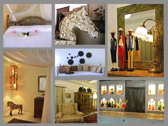 Kilili Baharini Resort & Spa: Details