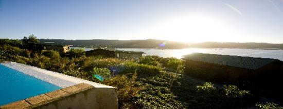 Elephant Hide of Knysna Guest Lodge: Lodge Views
