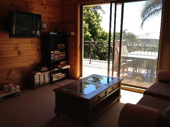 Nelsons Beach Lodge: Games room