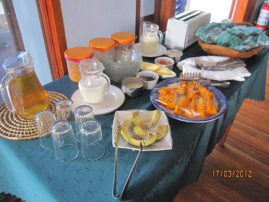 de Vos The Private Residence: Breakfast