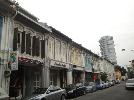 The Ardennes Hotel: rue de l'hôtel